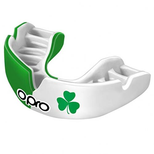 Opro Power-Fit Mouthguard - Ireland Flag